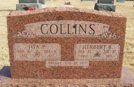COLLINS, HERBERT R - Jackson County, Oklahoma | HERBERT R COLLINS - Oklahoma Gravestone Photos