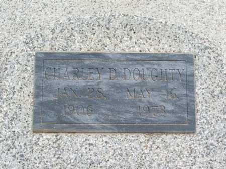 DOUGHTY, CHARLEY D - Jackson County, Oklahoma   CHARLEY D DOUGHTY - Oklahoma Gravestone Photos