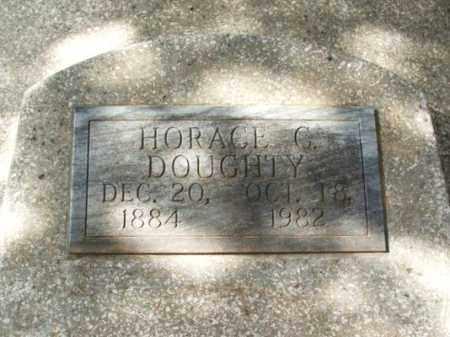 DOUGHTY, HORACE C - Jackson County, Oklahoma | HORACE C DOUGHTY - Oklahoma Gravestone Photos
