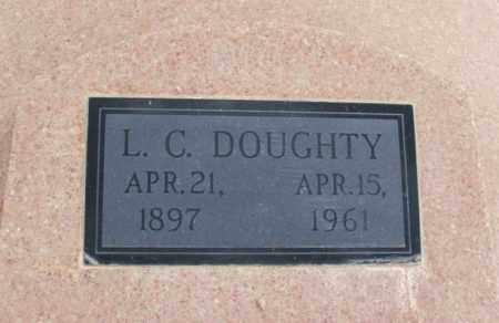 DOUGHTY, L C - Jackson County, Oklahoma | L C DOUGHTY - Oklahoma Gravestone Photos