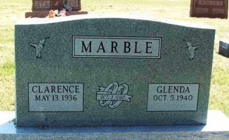 MARBLE, CLARENCE - Jackson County, Oklahoma | CLARENCE MARBLE - Oklahoma Gravestone Photos