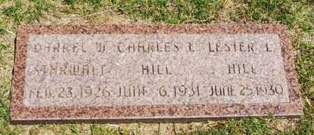STARWALT, DARREL W - Jackson County, Oklahoma | DARREL W STARWALT - Oklahoma Gravestone Photos