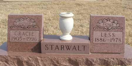 STARWALT, LESS - Jackson County, Oklahoma | LESS STARWALT - Oklahoma Gravestone Photos