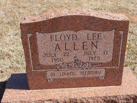 ALLEN, FLOYD LEE - Kay County, Oklahoma | FLOYD LEE ALLEN - Oklahoma Gravestone Photos
