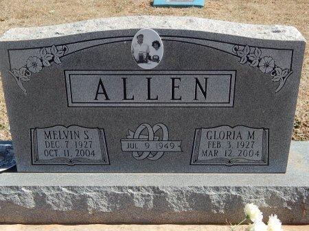 ALLEN, MELVIN S - Kay County, Oklahoma | MELVIN S ALLEN - Oklahoma Gravestone Photos