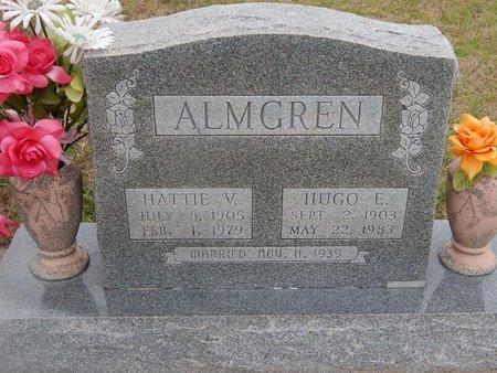 ALMGREN, HUGO E - Kay County, Oklahoma | HUGO E ALMGREN - Oklahoma Gravestone Photos