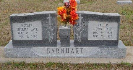 BARNHART, THELMA FAYE - Kay County, Oklahoma   THELMA FAYE BARNHART - Oklahoma Gravestone Photos