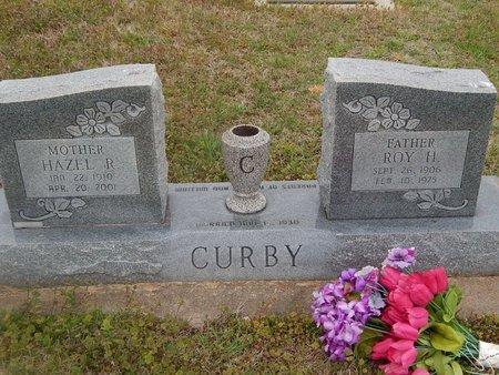 CURBY, ROY H - Kay County, Oklahoma | ROY H CURBY - Oklahoma Gravestone Photos