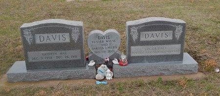 DAVIS, FAMILY MARKER - Kay County, Oklahoma | FAMILY MARKER DAVIS - Oklahoma Gravestone Photos