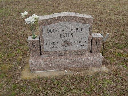 ESTES, DOUGLAS EVERETT - Kay County, Oklahoma | DOUGLAS EVERETT ESTES - Oklahoma Gravestone Photos