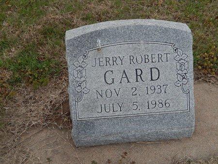 GARD, JERRY ROBERT - Kay County, Oklahoma | JERRY ROBERT GARD - Oklahoma Gravestone Photos