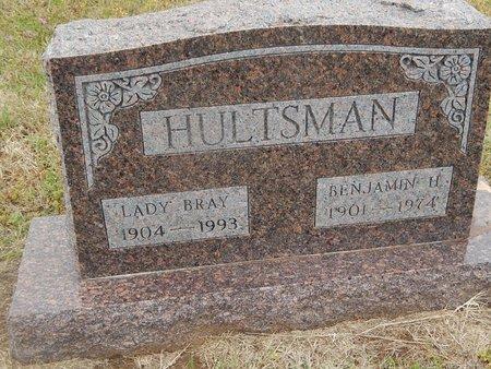 HULTSMAN, BENJAMIN H - Kay County, Oklahoma   BENJAMIN H HULTSMAN - Oklahoma Gravestone Photos