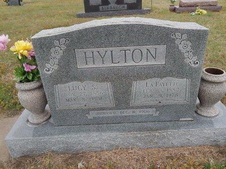 HYLTON, LAFAYETTE - Kay County, Oklahoma | LAFAYETTE HYLTON - Oklahoma Gravestone Photos