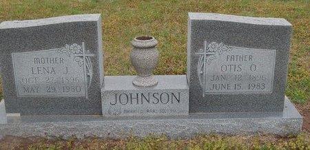 JOHNSON, LENA J - Kay County, Oklahoma | LENA J JOHNSON - Oklahoma Gravestone Photos