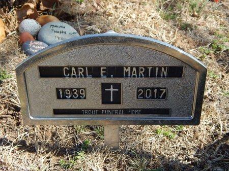 MARTIN, CARL E - Kay County, Oklahoma | CARL E MARTIN - Oklahoma Gravestone Photos