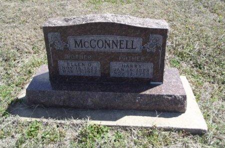 MCCONNELL, ELLEN O - Kay County, Oklahoma | ELLEN O MCCONNELL - Oklahoma Gravestone Photos
