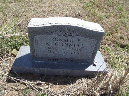 MCCONNELL, RONALD E - Kay County, Oklahoma | RONALD E MCCONNELL - Oklahoma Gravestone Photos
