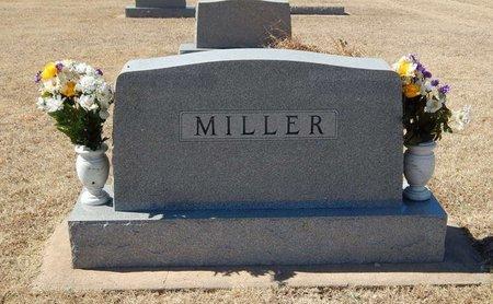 MILLER, FAMILY MARKER - Kay County, Oklahoma   FAMILY MARKER MILLER - Oklahoma Gravestone Photos