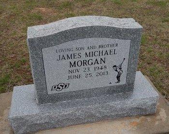 MORGAN, JAMES MICHAEL - Kay County, Oklahoma | JAMES MICHAEL MORGAN - Oklahoma Gravestone Photos
