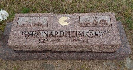 NARDHEIM, VIOLA L - Kay County, Oklahoma   VIOLA L NARDHEIM - Oklahoma Gravestone Photos