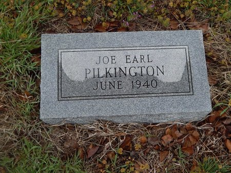 PILKINGTON, JOE EARL - Kay County, Oklahoma | JOE EARL PILKINGTON - Oklahoma Gravestone Photos