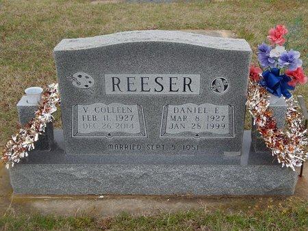 REESER, V COLLEEN - Kay County, Oklahoma | V COLLEEN REESER - Oklahoma Gravestone Photos