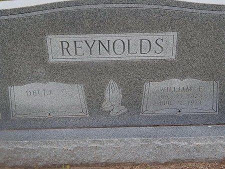 REYNOLDS, WILLIAM E - Kay County, Oklahoma | WILLIAM E REYNOLDS - Oklahoma Gravestone Photos