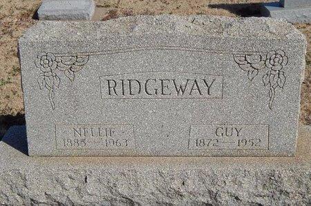 RIDGEWAY, GUY - Kay County, Oklahoma | GUY RIDGEWAY - Oklahoma Gravestone Photos