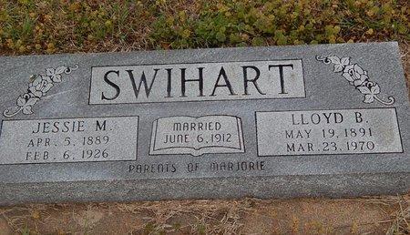 SWIHART, LLOYD B - Kay County, Oklahoma | LLOYD B SWIHART - Oklahoma Gravestone Photos