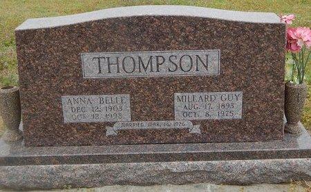 THOMPSON, MILLARD GUY - Kay County, Oklahoma | MILLARD GUY THOMPSON - Oklahoma Gravestone Photos