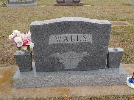 WALLS, FAMILY MARKER - Kay County, Oklahoma   FAMILY MARKER WALLS - Oklahoma Gravestone Photos