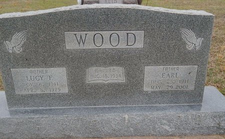 WOOD, LUCY F - Kay County, Oklahoma | LUCY F WOOD - Oklahoma Gravestone Photos