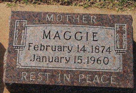 "ALIG, MARGARET M. ""MAGGIE"" - Kingfisher County, Oklahoma | MARGARET M. ""MAGGIE"" ALIG - Oklahoma Gravestone Photos"
