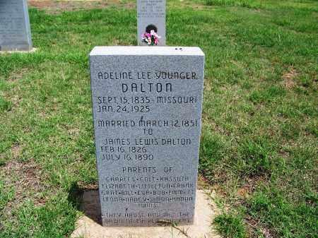 DALTON, ADELINE LEE - Kingfisher County, Oklahoma | ADELINE LEE DALTON - Oklahoma Gravestone Photos