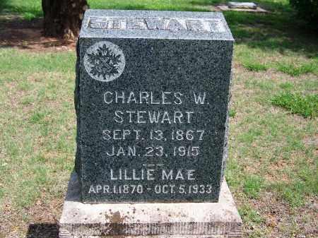 STEWART, LILLIE MAE - Kingfisher County, Oklahoma | LILLIE MAE STEWART - Oklahoma Gravestone Photos