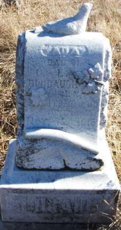 BLUBAUGH, ADA - Kiowa County, Oklahoma | ADA BLUBAUGH - Oklahoma Gravestone Photos