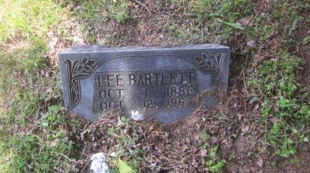BARTLETT, LEE - Latimer County, Oklahoma | LEE BARTLETT - Oklahoma Gravestone Photos