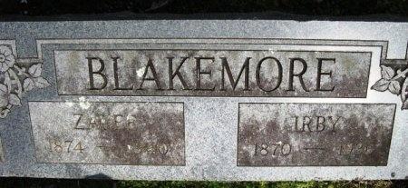 BLAKEMORE, ROBERTA ZALEE - Latimer County, Oklahoma | ROBERTA ZALEE BLAKEMORE - Oklahoma Gravestone Photos