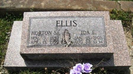 GABERA ELLIS, IDA EDITH - Latimer County, Oklahoma   IDA EDITH GABERA ELLIS - Oklahoma Gravestone Photos