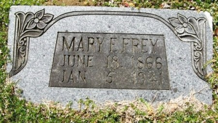 FREY, MARY E - Latimer County, Oklahoma | MARY E FREY - Oklahoma Gravestone Photos