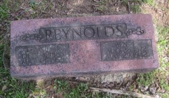 REYNOLDS, TENNIE - Latimer County, Oklahoma   TENNIE REYNOLDS - Oklahoma Gravestone Photos