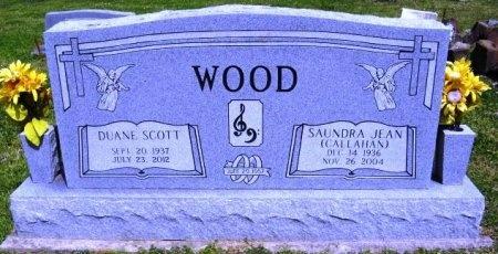 WOOD, DUANE SCOTT - Latimer County, Oklahoma | DUANE SCOTT WOOD - Oklahoma Gravestone Photos