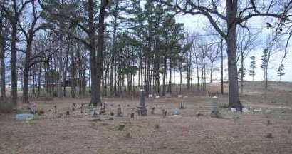 * BIG CREEK OVERVIEW,  - Le Flore County, Oklahoma |  * BIG CREEK OVERVIEW - Oklahoma Gravestone Photos