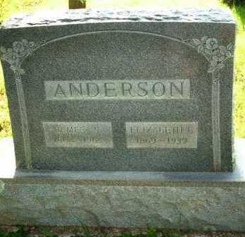 ANDERSON, JAMES S - Le Flore County, Oklahoma   JAMES S ANDERSON - Oklahoma Gravestone Photos