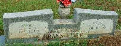 BRANSTETTER, LEO N - Le Flore County, Oklahoma | LEO N BRANSTETTER - Oklahoma Gravestone Photos