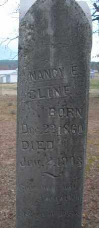 "CLINE, NANCY ELIZABETH ""BETTY"" - Le Flore County, Oklahoma 