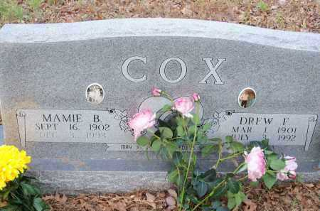 GILPIN COX, MAMIE BELL - Le Flore County, Oklahoma | MAMIE BELL GILPIN COX - Oklahoma Gravestone Photos