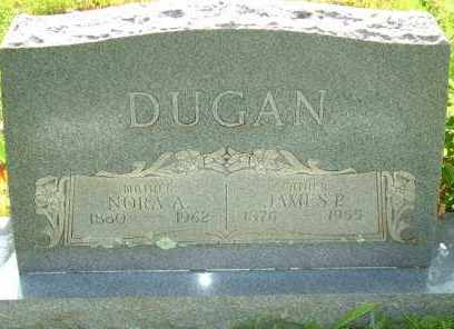 DUGAN, JAMES P - Le Flore County, Oklahoma | JAMES P DUGAN - Oklahoma Gravestone Photos