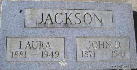 JACKSON, JOHN D - Le Flore County, Oklahoma   JOHN D JACKSON - Oklahoma Gravestone Photos