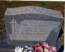 KANNADY, IDA LORAIN  - Le Flore County, Oklahoma | IDA LORAIN  KANNADY - Oklahoma Gravestone Photos